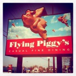 Flying Piggy's Bistro Italiano in Ottawa, ON