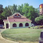 Taco Bell in Sylvan Lake