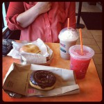 Dunkin Donuts in Plainville