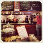 Blue Moon Coffee Shop in Eufaula