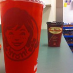 Wendy's in Cole Harbour, NS