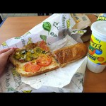 Subway Sandwiches in Gresham