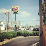 Burger King in Charlotte