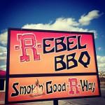 Rebel BBQ in Blythe