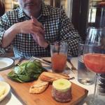 Blue Ridge Grill in Atlanta