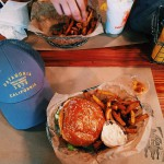 Farm Burger Buckhead in Atlanta