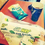 Subway Sandwiches in Charlotte