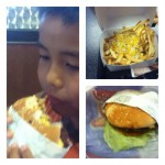 Carl's Jr. / Green Burrito in National City