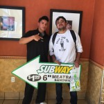 Subway Sandwiches in Albuquerque
