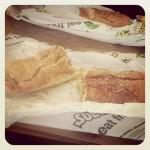 Subway Sandwiches in Baltimore