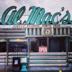 Al Mac's Diner in Fall River