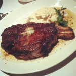 Christopher's Seafood and Steak House in Salt Lake City
