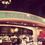 La Grande Orange Cafe in Pasadena, CA
