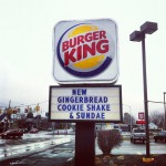 Burger King in Plattsburgh