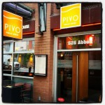 Pivo Public House in Vancouver, BC