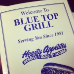 Blue Top Grill in Graniteville