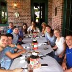 Deangelos Casual Italian Dinning in Prairieville