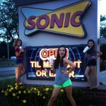 Sonic Drive-In in Franklin Park