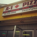 A1 Pizza in Port Hawkesbury