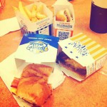 White Castle in Bronx