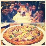 California Pizza Kitchen in Long Beach, CA