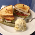 Sandwich man chatsworth