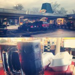 A & W Root Beer Drive In in Cortland