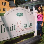Fruit and Salad Co in Pittsford