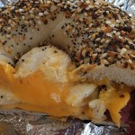 Surfside Bagels in Rockaway Beach