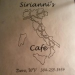 Sirianni's Cafe in Canaan Heights