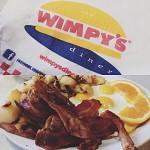 Wimpy's Diner in Hamilton