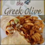 The Greek Olive Restaurant in New Haven