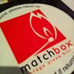 Matchbox in Washington, DC