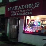 Matador's Pizza and Take Out in Byron