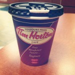 Tim Horton's in Windsor