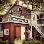 King George Inn in Allentown
