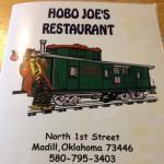 Hobo Joe's in Madill