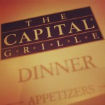 The Capital Grille in Indianapolis, IN