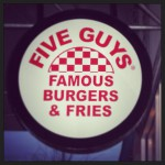 Five Guys Burger and Fries in Milwaukee, WI