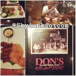 Don's Seafood & Steak House in Hammond