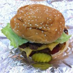 5 Guys Burgers in Indianapolis