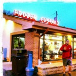 Gilles Frozen Custard Drive In in Milwaukee, WI