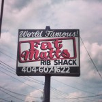 Fat Matt's Rib Shack in Atlanta, GA