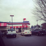 Kentucky Fried Chicken in Portland