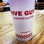 Five Guys Burgers And Fries in Waltham