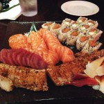 Sushi Palace in Hamden, CT