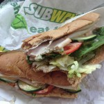 Subway Sandwiches in Fenton