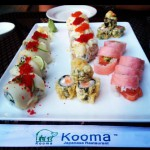 Kooma Restaurant in West Chester