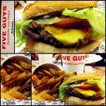 Five Guys Burgers & Fries in Carson