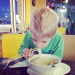 Noodles At Boba Tea House in Fort Worth, TX